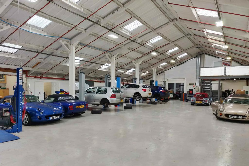 Kudu car servicing workshop
